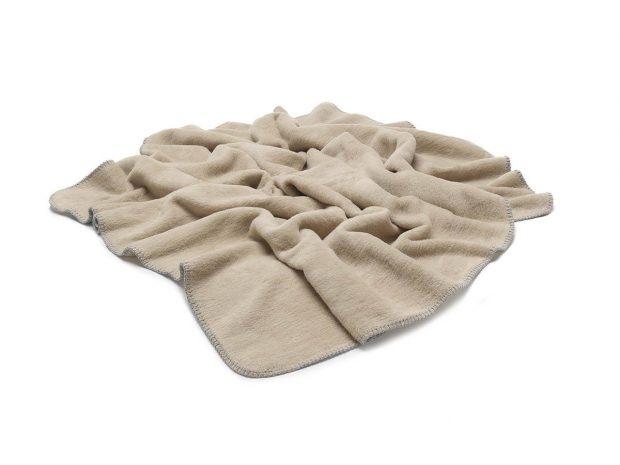 blanket beige  - MUMLA