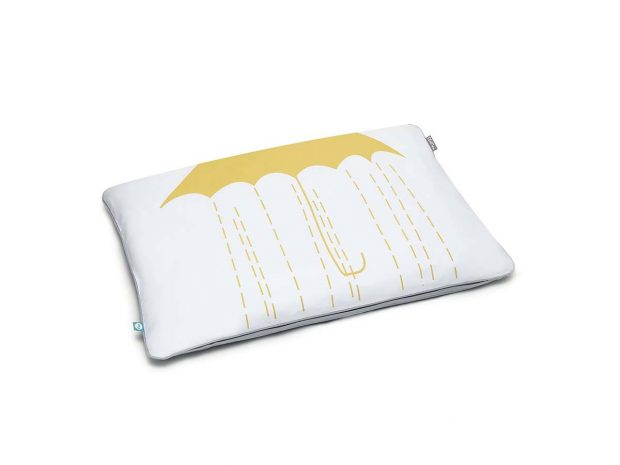 bedding set yellow umbrellas - MUMLA