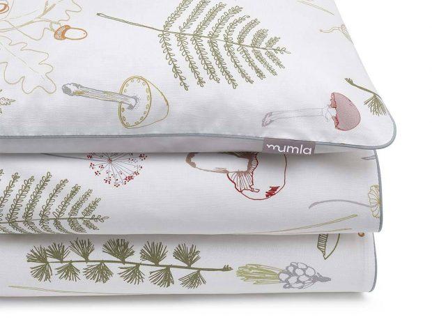 pościel las mumla pościel dla dzieci pościel bawełniana