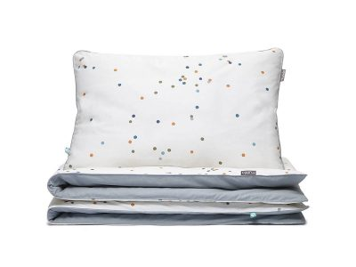 bedding set confetti grey - MUMLA