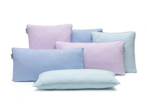 cushion basic mint grey - MUMLA