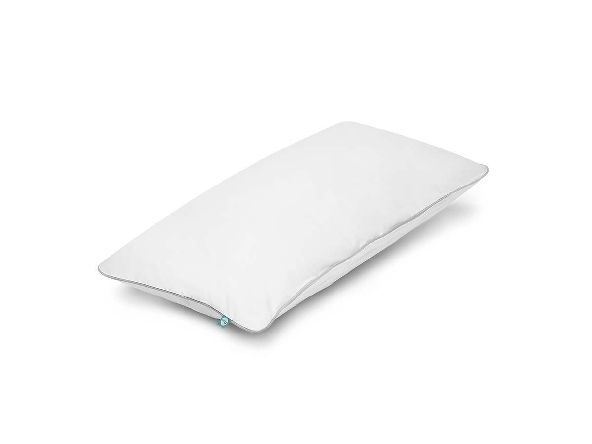 poduszka basic bialy szary mumla