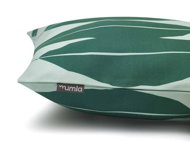 cushion banana leaf - MUMLA