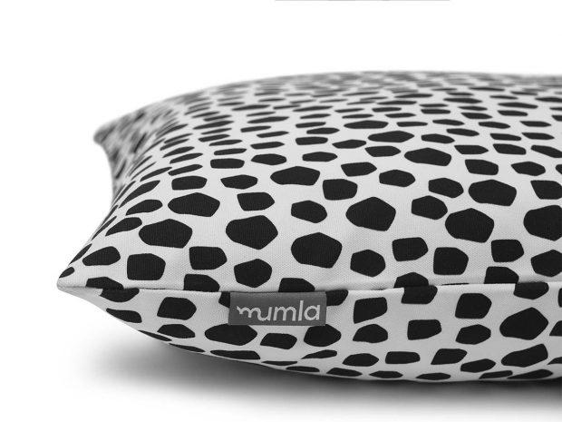 poduszka dekoracyjna - cetki - MUMLA