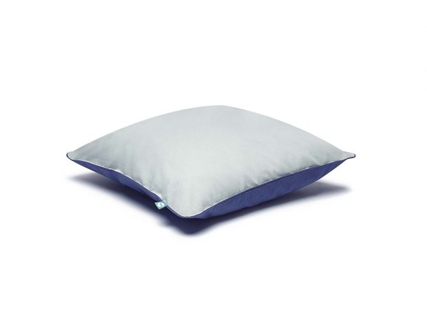 cushion grey navy blue-mumla
