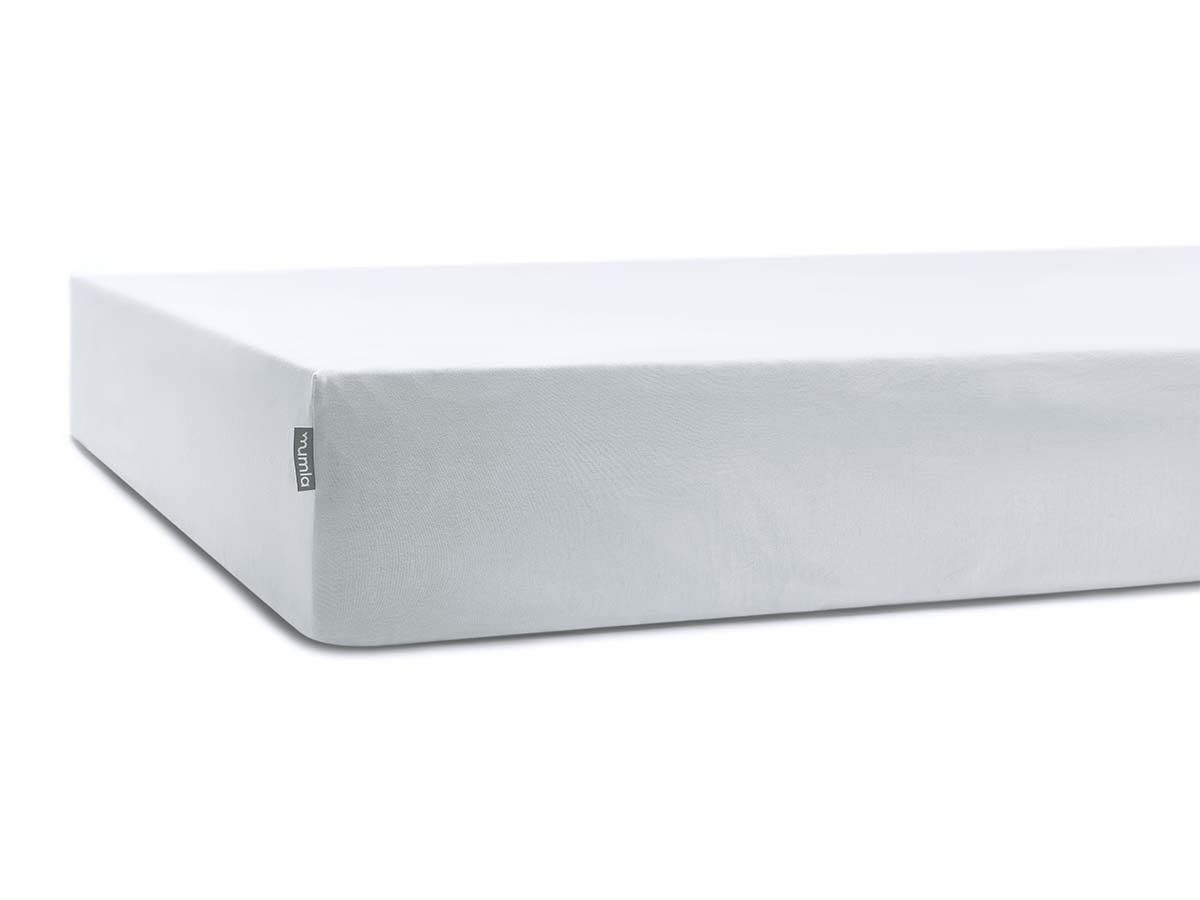 bed sheet white - MUMLA