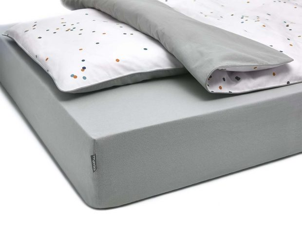 bed sheet grey - MUMLA