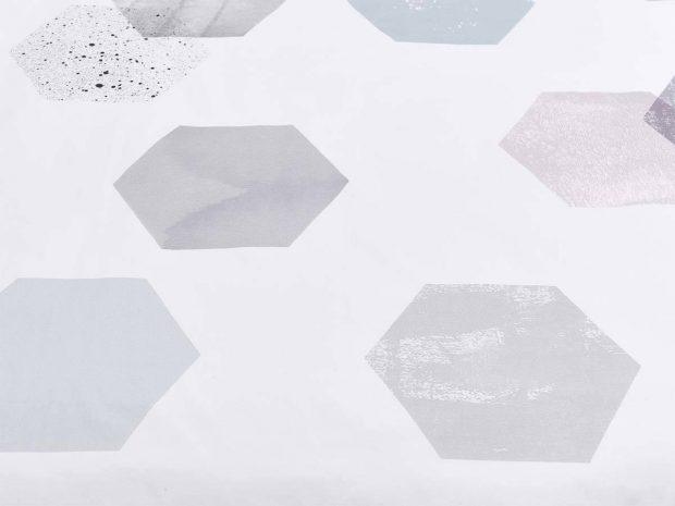 pościel heksagony - MUMLA