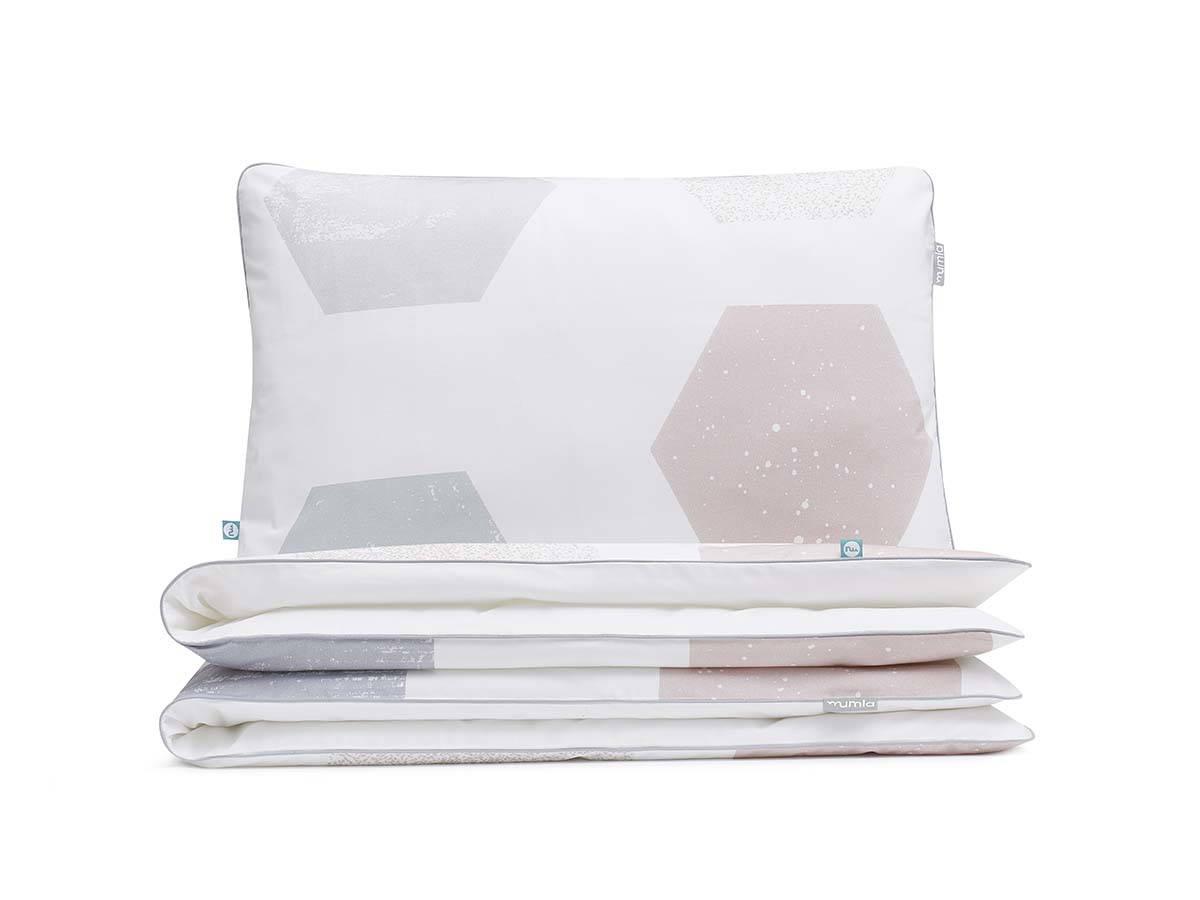 bedding set hexagons - MUMLA