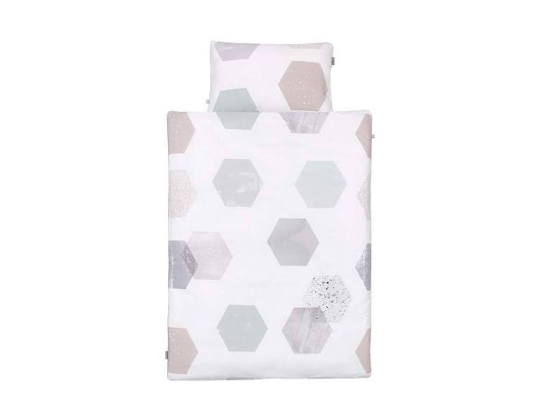 bedding set hexagons - MUMLA