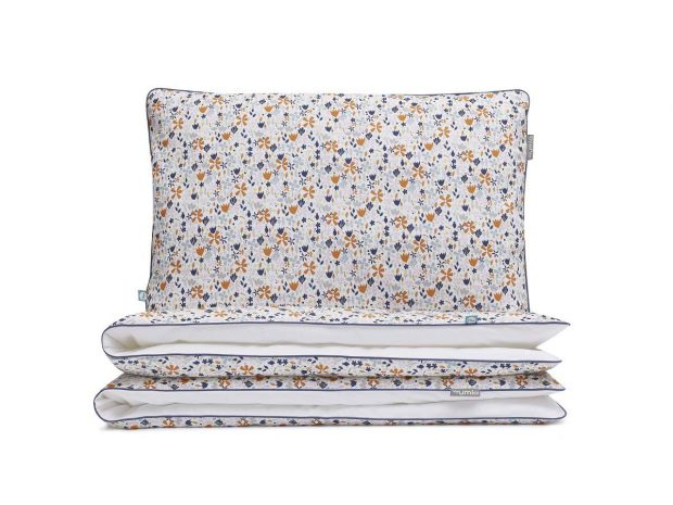 bedding set flowers - MUMLA