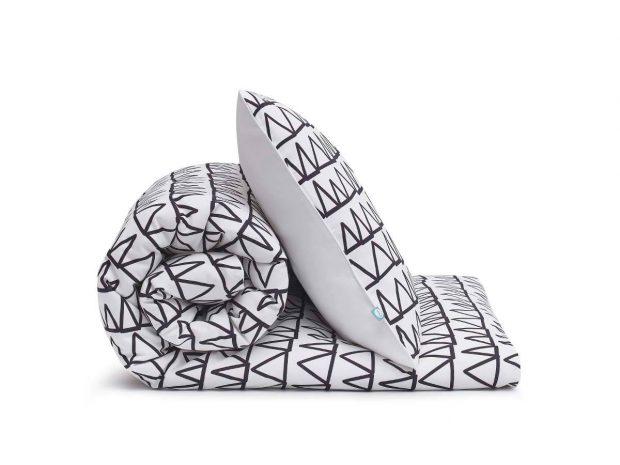 bedding set triangles - MUMLA