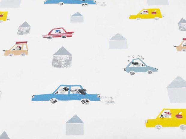 pościel auta - MUMLA pościel dla dzieci pościel dla niemowląt