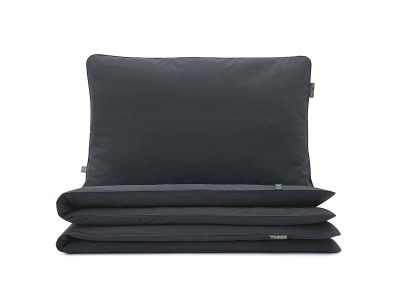bedding basic charcoal - MUMLA