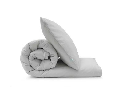 bedding basic ash grey - MUMLA