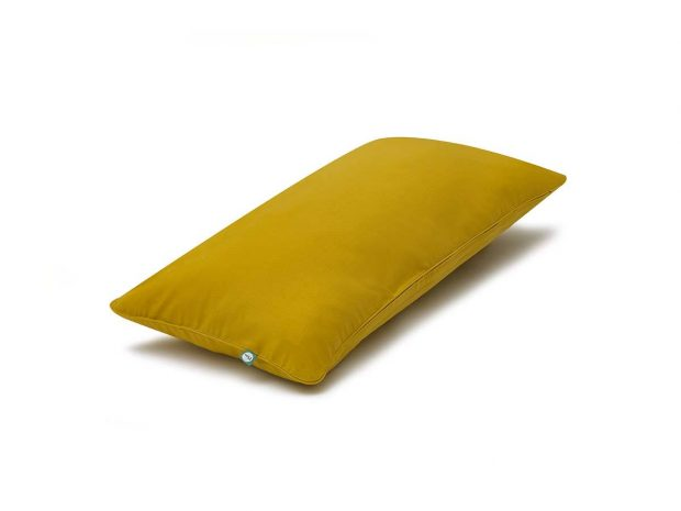 cushion basic mustard - MUMLA