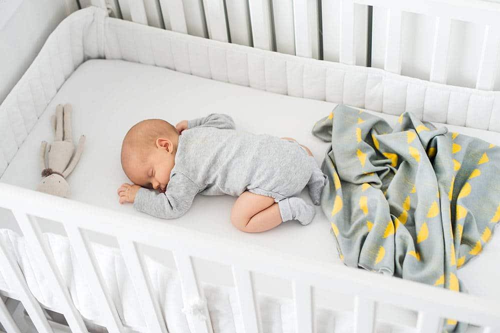 Aktualne Łóżeczko dla niemowlaka ? na co zwrócić uwagę?   MUMLA pościel PD69