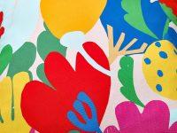 poduszka dekoracyjna – kwiaty – MUMLA – 009
