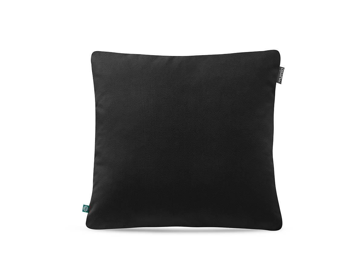 Black Decorative Pillow Cases : decorative pillow case VELOUR black MUMLA