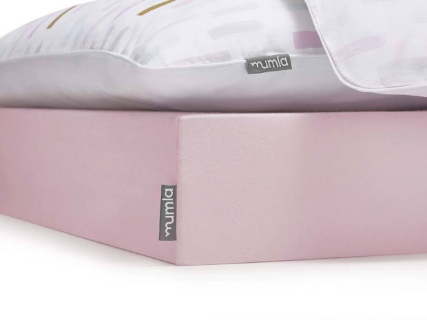 bed sheet pink - MUMLA