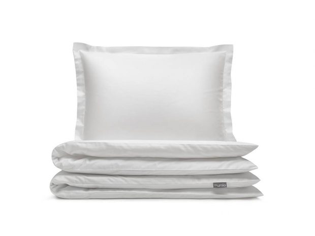 bedding set LUX white - MUMLA