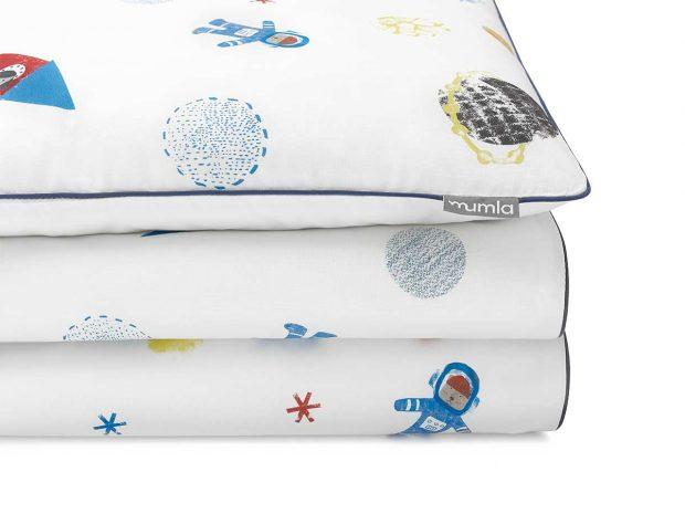 bedding set space - MUMLA