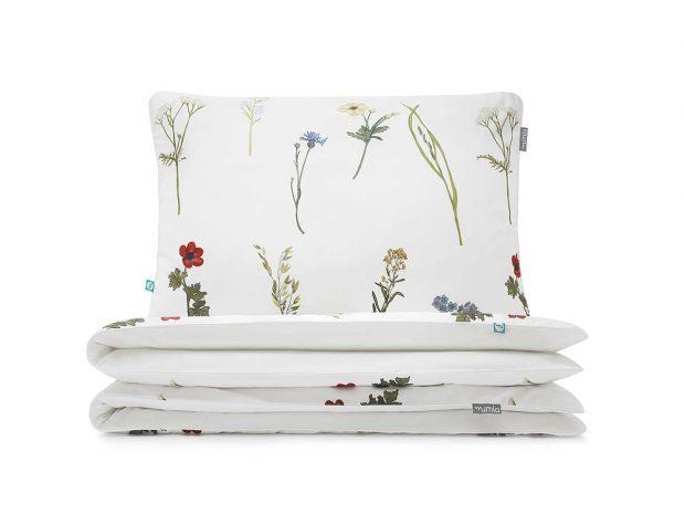 bedding set wild flowers - MUMLA