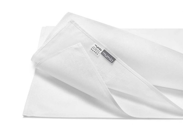 bed sheet classic white - MUMLA