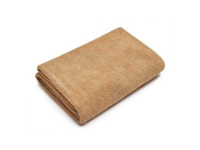 ręcznik bawełniany beżowy - MUMLA - 004 ręcznik bawełniany beżowy