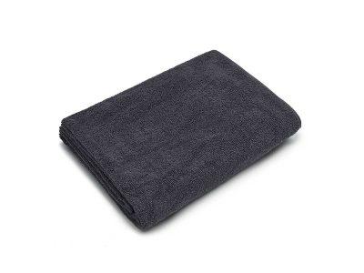 ręcznik bawełniany grafitowy - MUMLA - 001 bawełniany ręcznik grafitowy