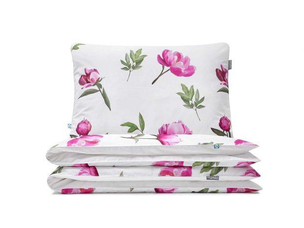 bedding set peonies - MUMLA