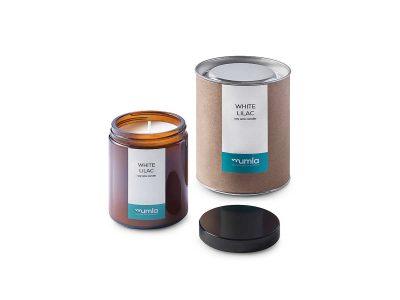 świeca-white lilac---MUMLA---002 świece zapachowe