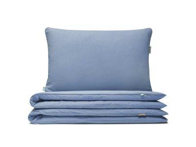 pościel basic niebieski - MUMLA - 003