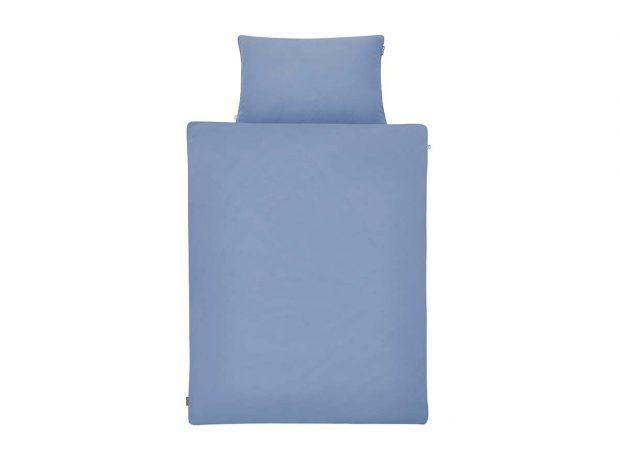 pościel basic niebieski - MUMLA - 004