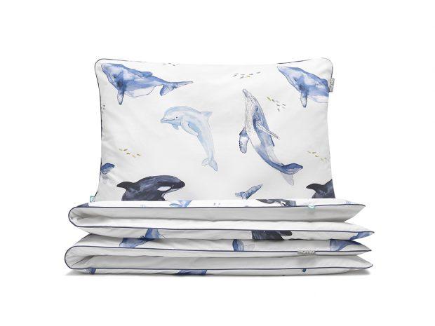 pościel wieloryby - MUMLA - 002