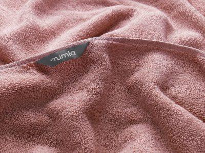 ręcznik bawełniany różowy