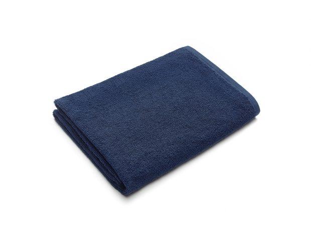 ręcznik granatowy
