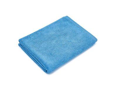 ręcznik bawełniany niebieski - MUMLA