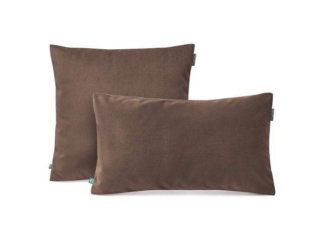 poduszka-dekoracyjna-velvet-brąz