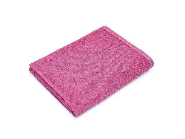 ręcznik bawełniany wrzosowy