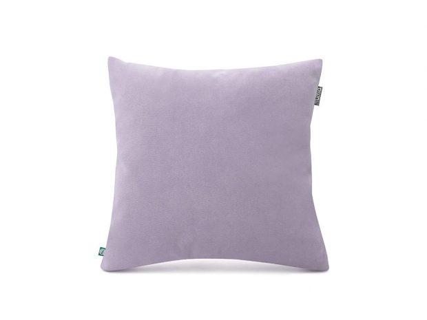 poduszka dekoracyjna velvet lawendowy - MUMLA