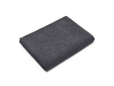 ręcznik bawełniany grafitowy light - MUMLA